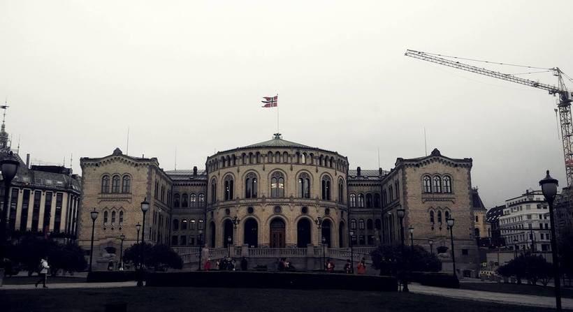 Norge II - Tigerstaden | Oslo 1