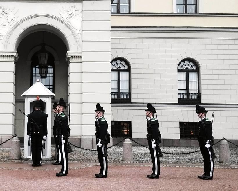 Norge II - Tigerstaden | Oslo 5