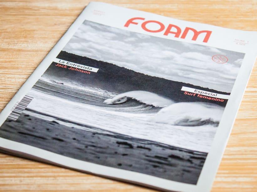 Foam Magazine diseño editorial 0