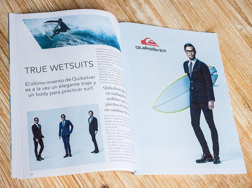 Foam Magazine diseño editorial 2