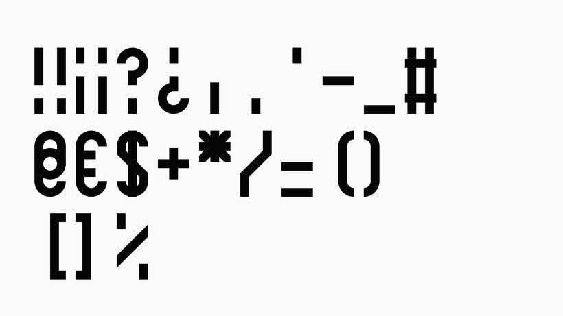 GEOMETRICK - Typography 2