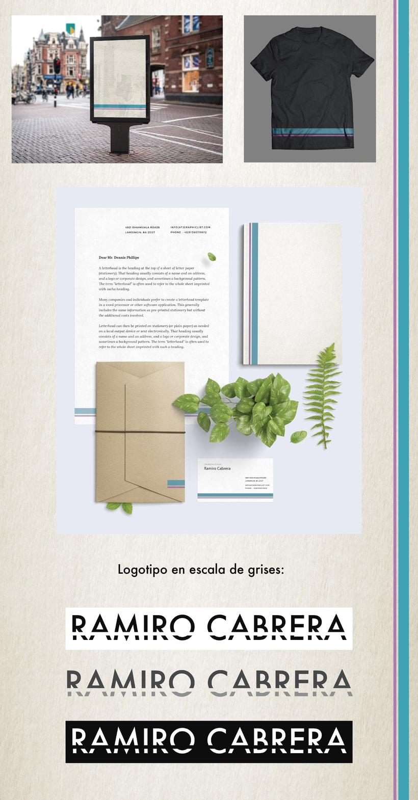 Entrega Diseño de Identidad Coorporativa para Web 1