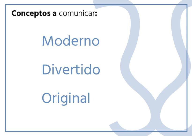 Primer Entrega Diseño de Identidad Corporativa 1