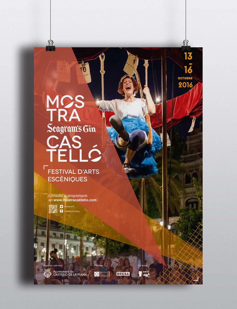 Mostra Seagram's d'Arts Escèniques de Castelló 0
