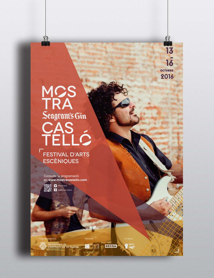 Mostra Seagram's d'Arts Escèniques de Castelló 2