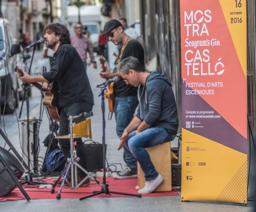 Mostra Seagram's d'Arts Escèniques de Castelló 6