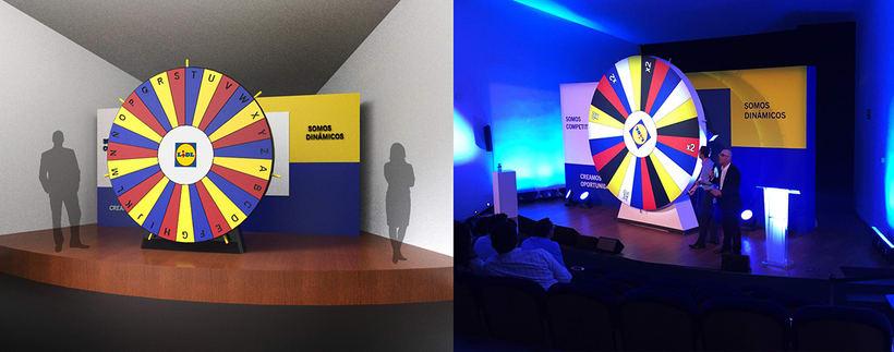 """Evento Interno de Lidl """"Nuestros Valores"""" 20"""