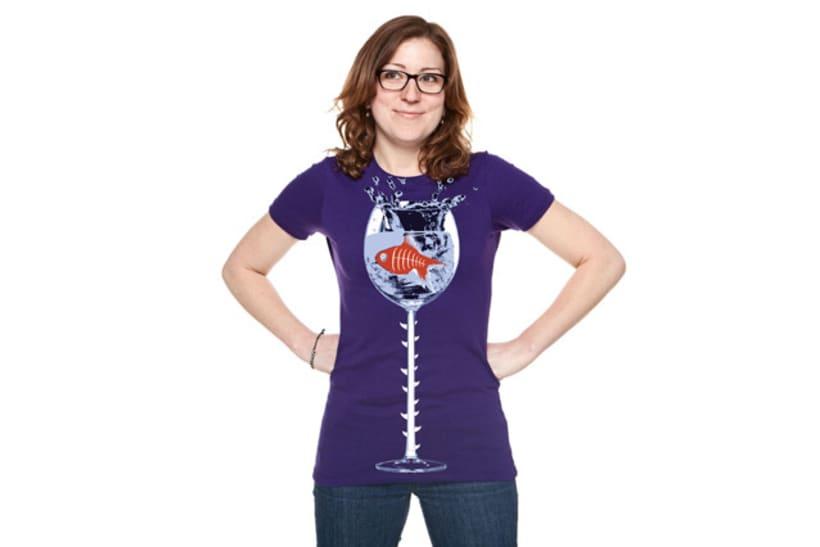 Diseño de camiseta 1