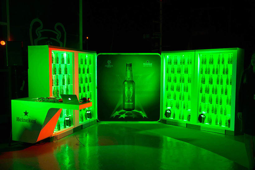 Heineken Visionado de la Champions 2016 2