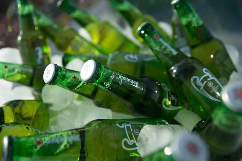 Heineken Visionado de la Champions 2016 3