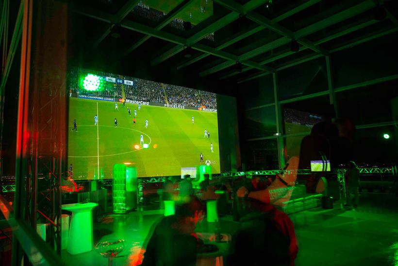 Heineken Visionado de la Champions 2016 4