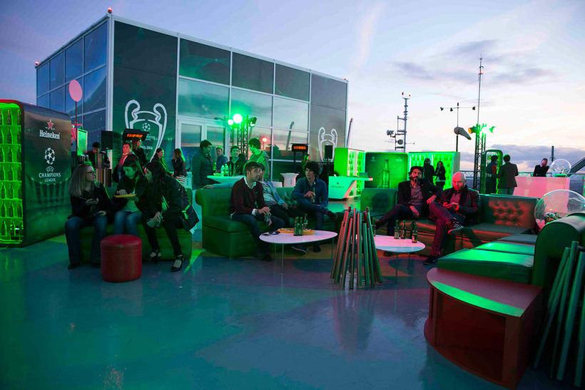 Heineken Visionado de la Champions 2016 5