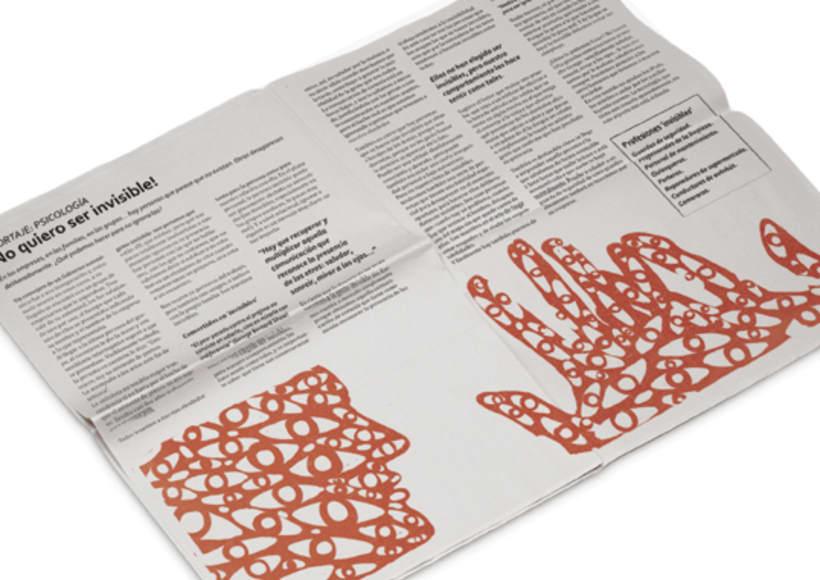 Ilustraciones editoriales para periódicos y revistas 2