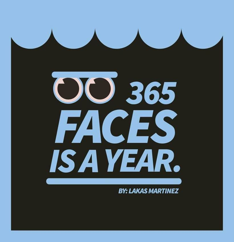 365 Faces Is a Year 0