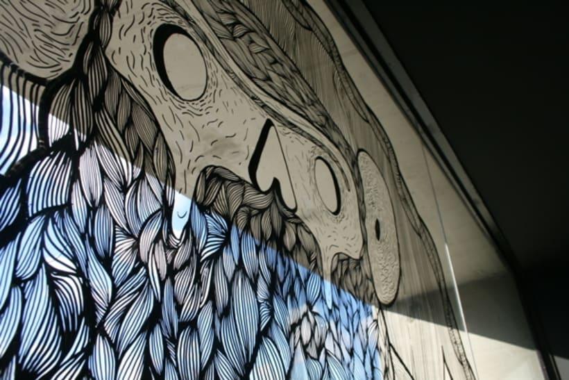 Mural Spai Rambleta (Ambar) 1