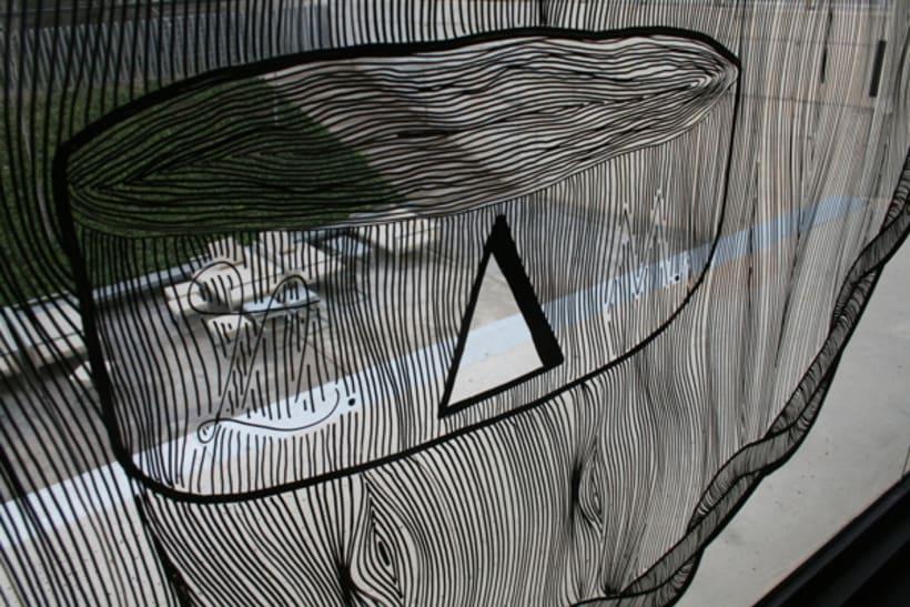 Mural Spai Rambleta (Ambar) 2