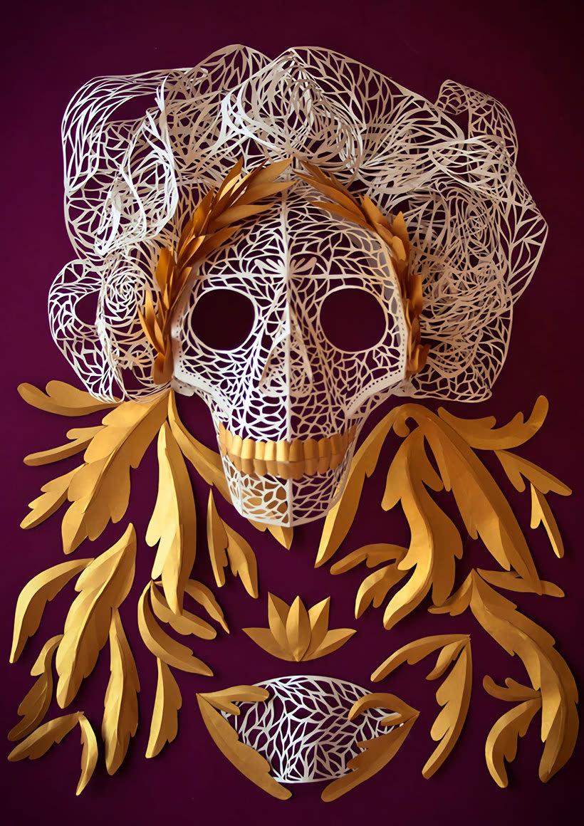 10 diseños para celebrar el Día de Muertos 8