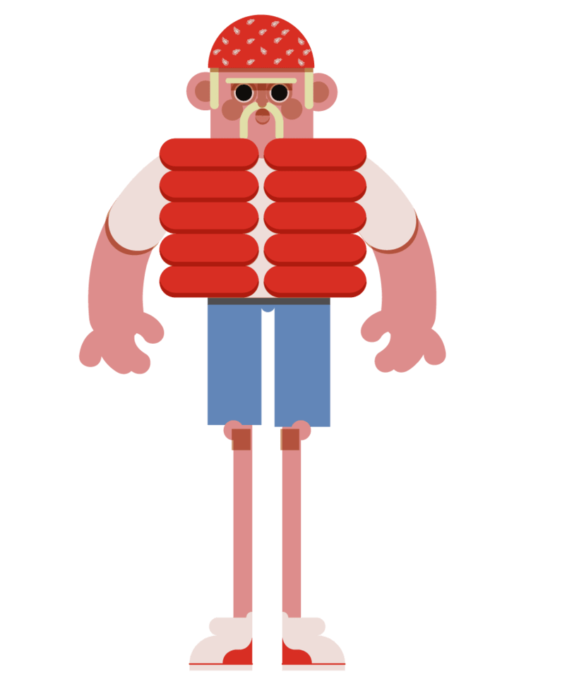 Character Design 4