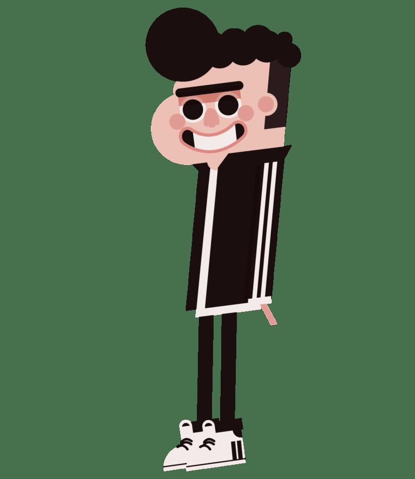 Character Design 14
