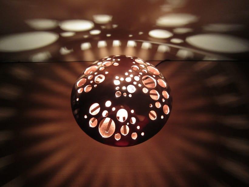 Luminaria Sombras 1