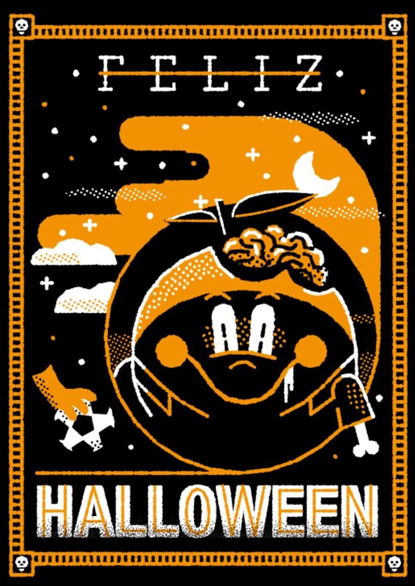 Halloween Miniprints 10