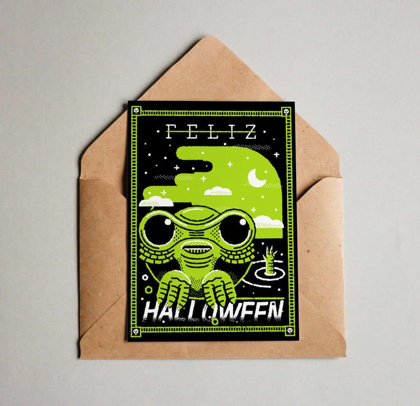 Halloween Miniprints 14