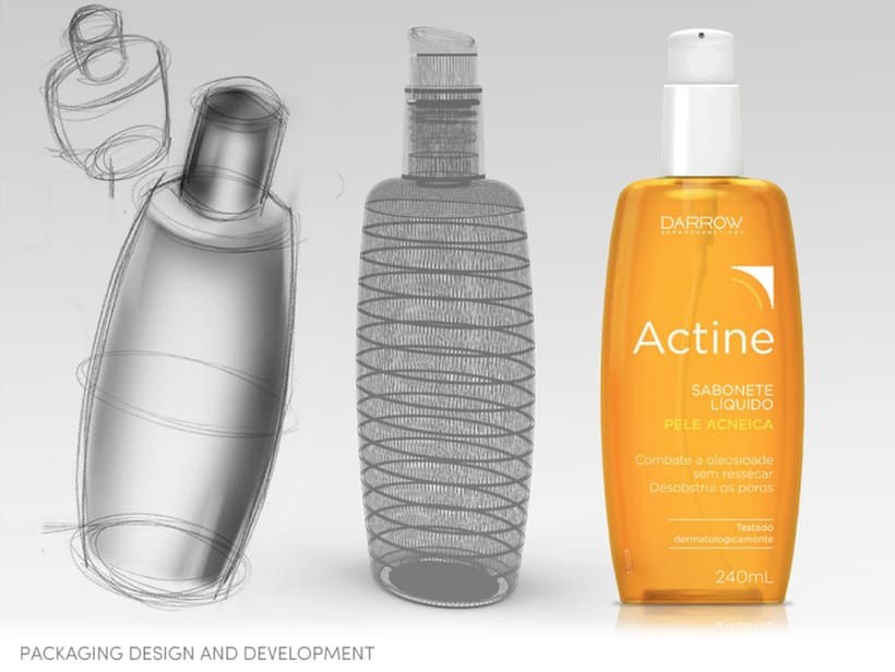 3D modeling - Products digital mock-up 1
