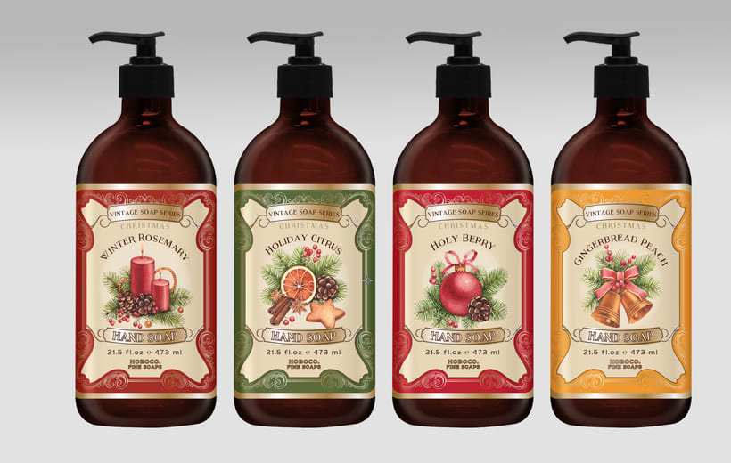 Home & Body Co. Huntington beach - Product, packaging and graphic design. 37