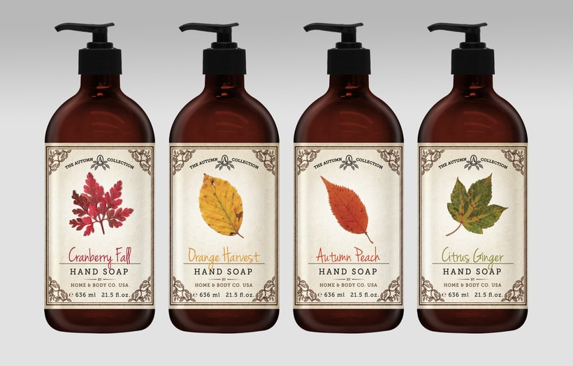 Home & Body Co. Huntington beach - Product, packaging and graphic design. 38