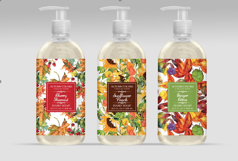 Home & Body Co. Huntington beach - Product, packaging and graphic design. 40
