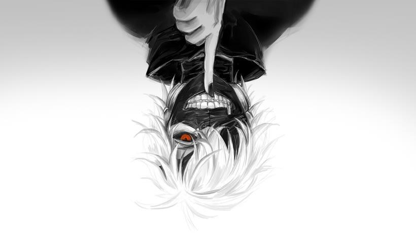 Tokyo Ghoul -1