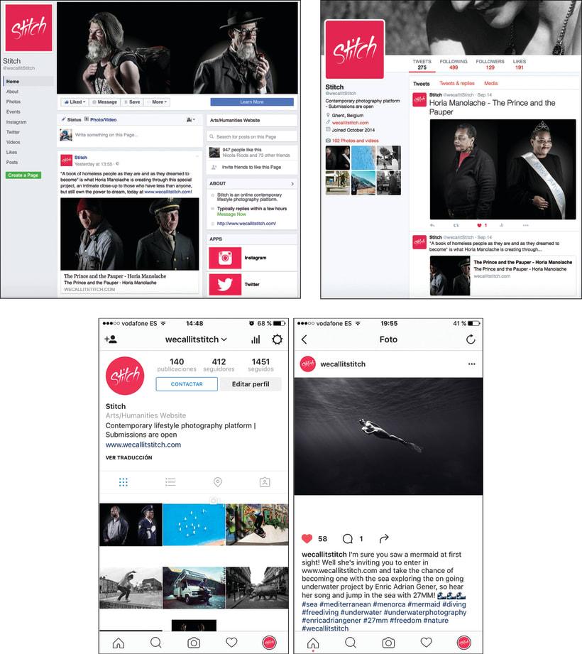 Stitch –Plataforma online de fotografía contemporánea 5