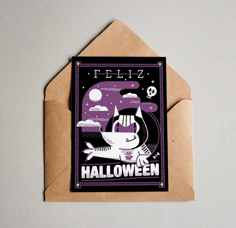 Halloween Miniprints 16