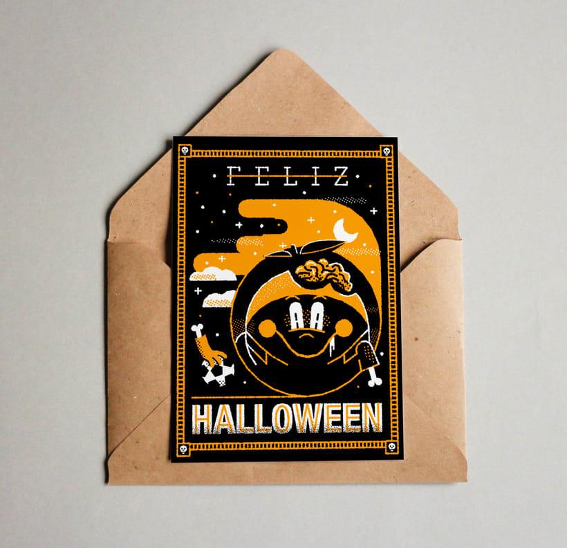 Halloween Miniprints 18