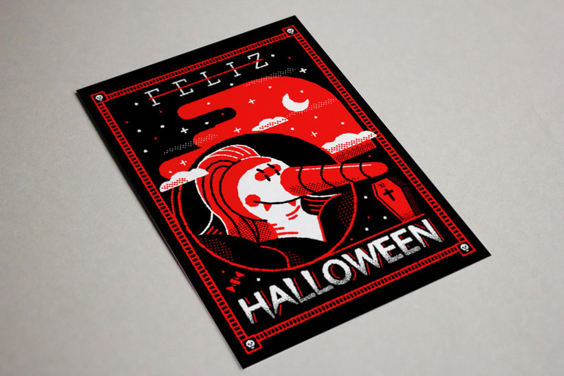 Halloween Miniprints 13