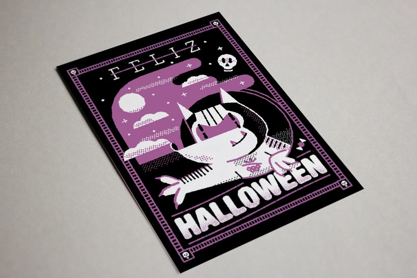 Halloween Miniprints 17