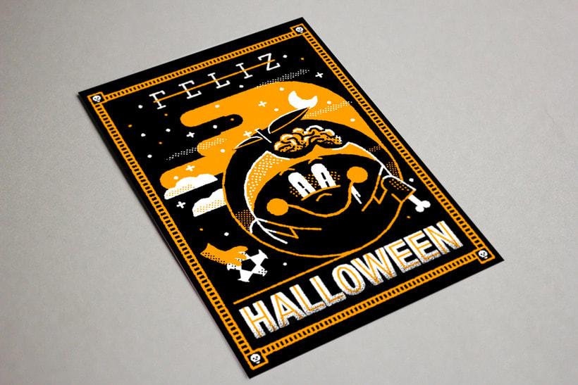Halloween Miniprints 19
