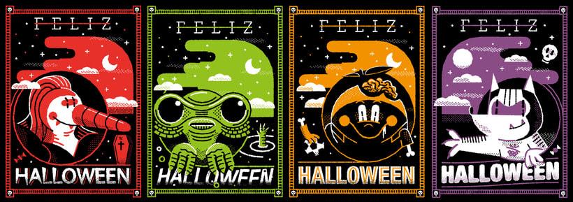 Halloween Miniprints 2