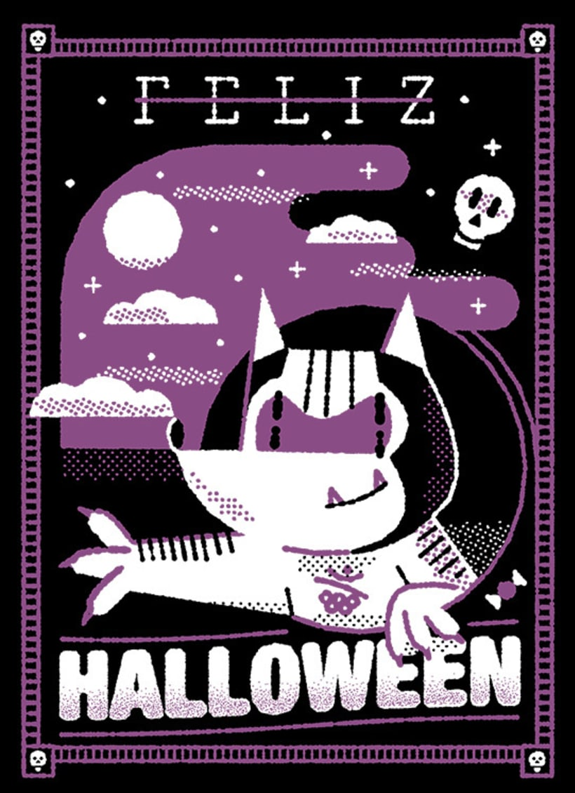 Halloween Miniprints 8