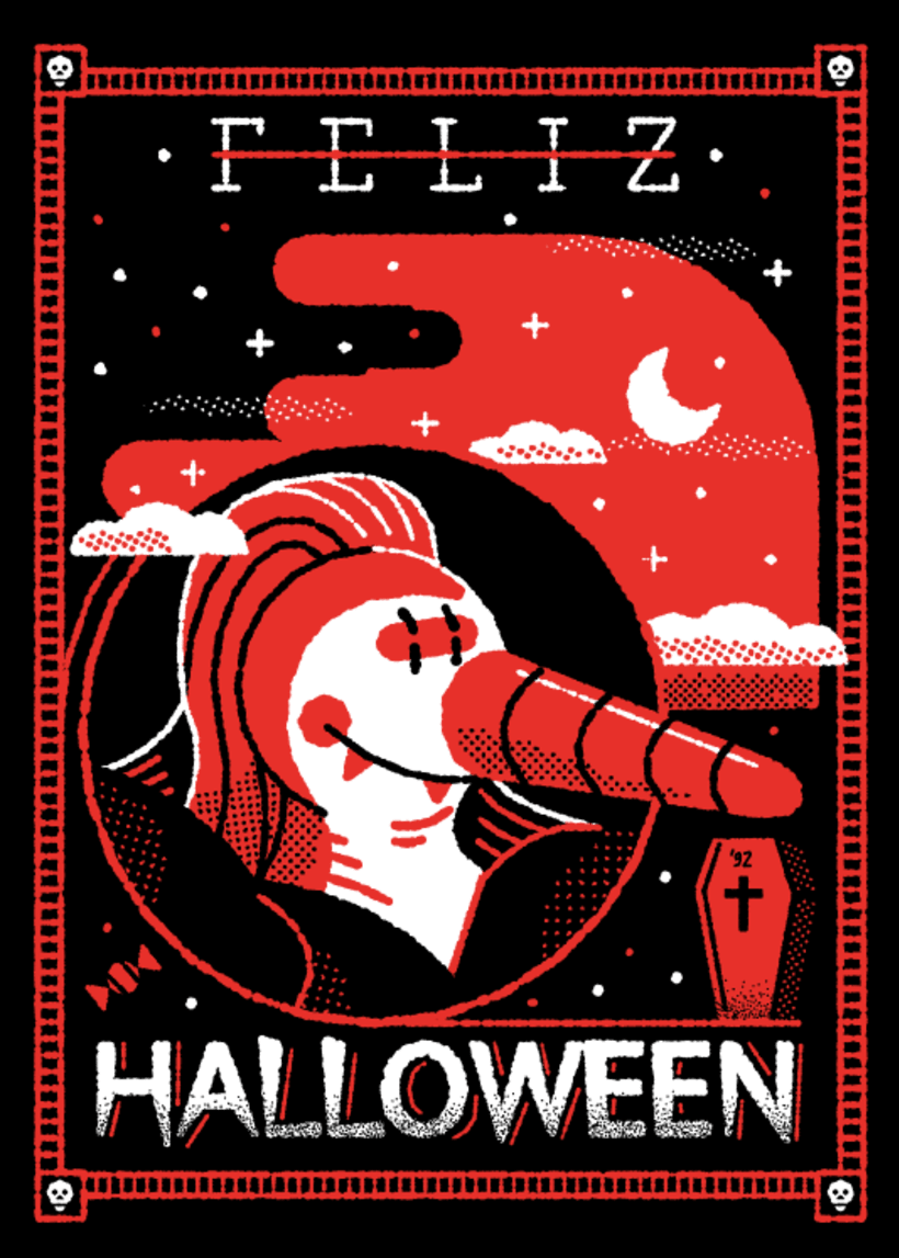 Halloween Miniprints 9