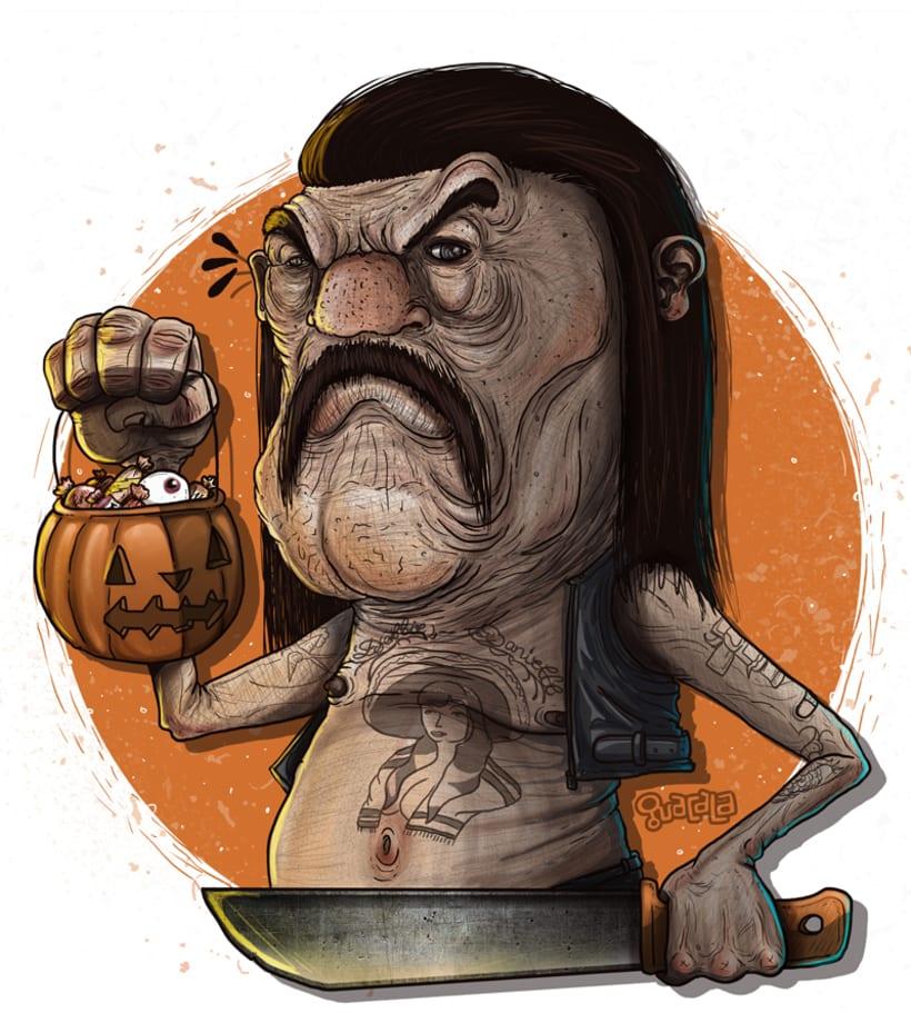 Feliz Halloween piche pendejo !!!!  -1