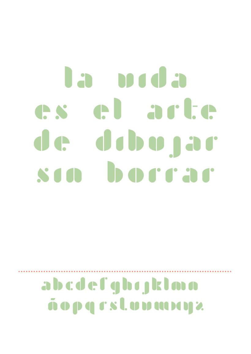 Tipografias Modulares -1