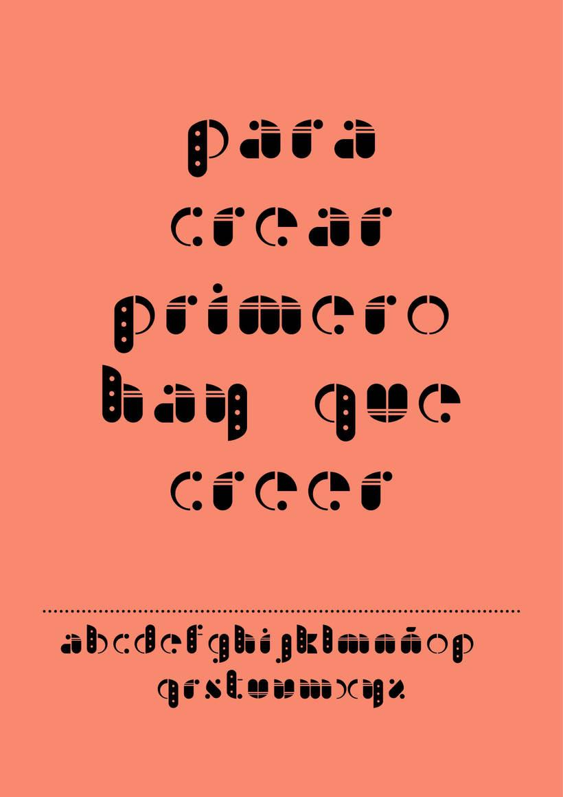 Tipografias Modulares 0