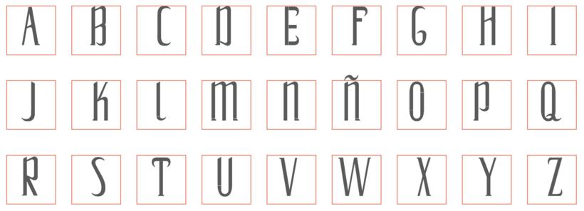 Tipografía  4