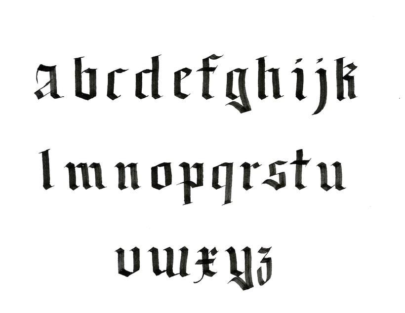 Caligrafía 10