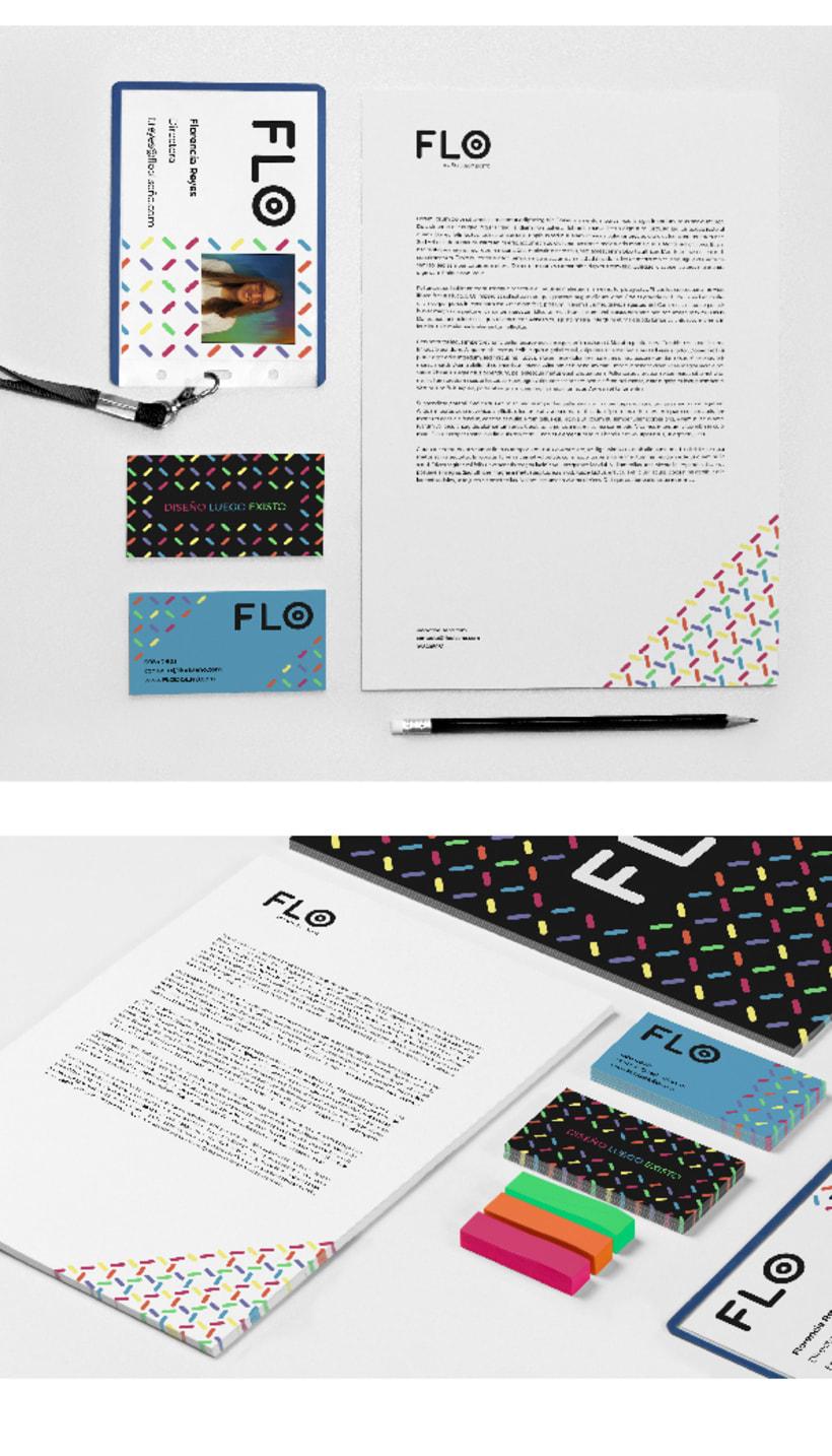 Diseño de imagen corporativa personal 11
