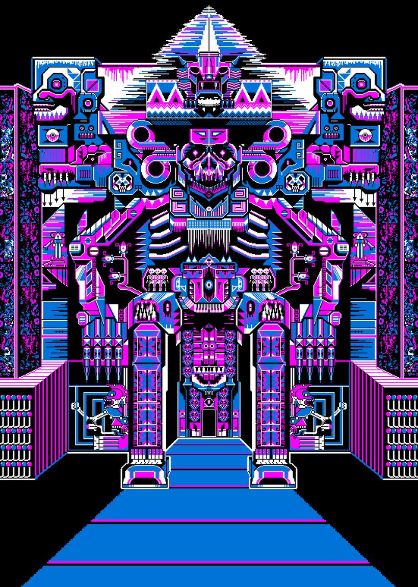 Mictlantecuhtli - Lord of Mictlan 0