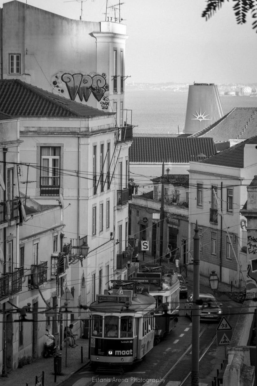 Lisboa: Mi primer viaje fotográfico 0