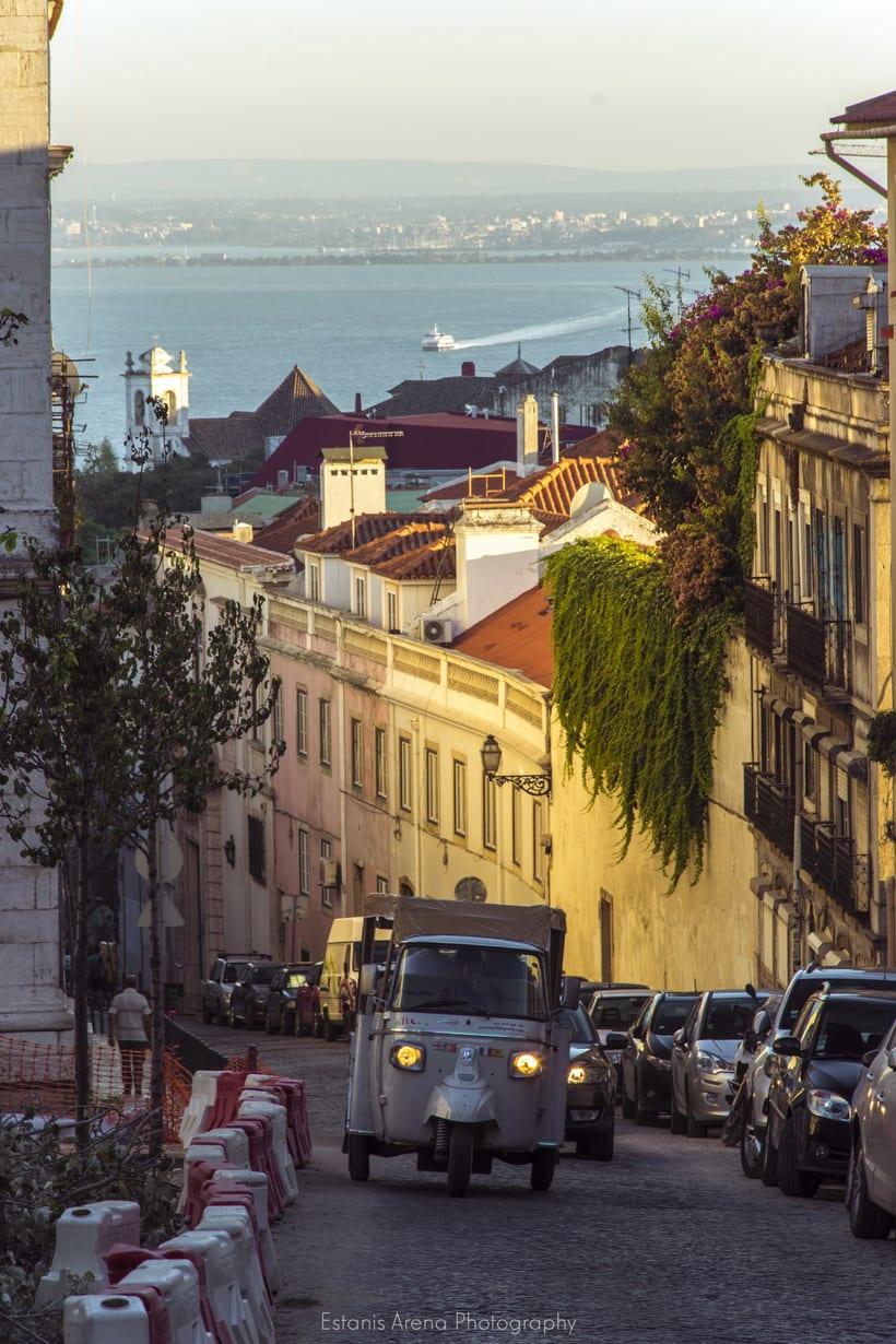Lisboa: Mi primer viaje fotográfico 1