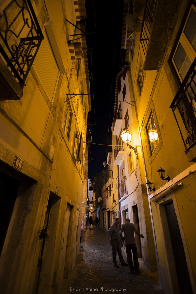 Lisboa: Mi primer viaje fotográfico 3